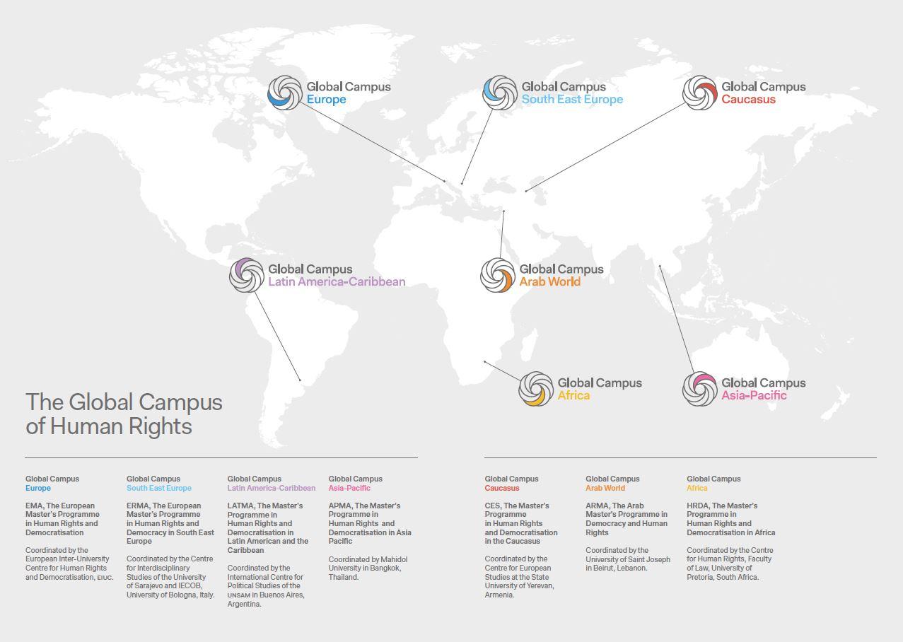 About Us Universities EIUC - Sweden map universities