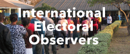 Training for International Electoral Observers